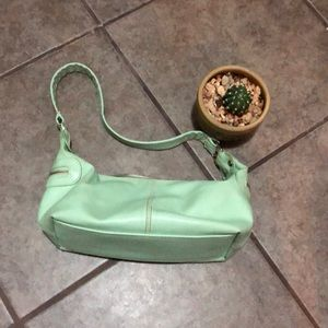 Handbags - Sea foam green purse